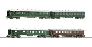Roco-74126-4-piece-set-Fast-train-Swiss-SBB