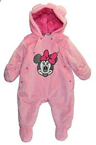 Minnie Mouse Infant Girls Pink Pram Size 0 3m 3 6m 6 9m
