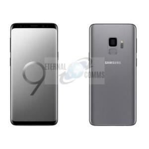 NEW-SAMSUNG-GALAXY-S9-DUMMY-DISPLAY-PHONE-TITANIUM-GREY-UK-SELLER