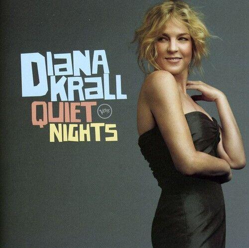 1 of 1 - Diana Krall - Quiet Nights [New CD]