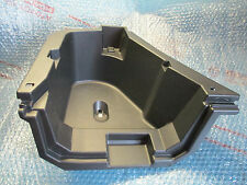 2010-2015 TOYOTA PRIUS TRUNK STORAGE BIN LEFT SIDE COMPARTMENT BOX CARGO OEM