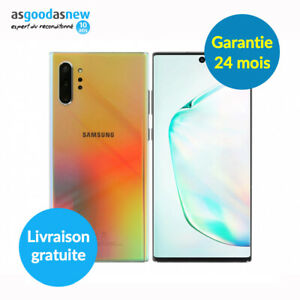 Samsung-Galaxy-Note-10-256-Go-aura-glow-Reconditionne-Comme-Neuf