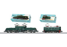 Märklin H0 31100 E-Lok-Doppelpackung Reihe Da + Ce 6/8 III Krokodil - NEU + OVP