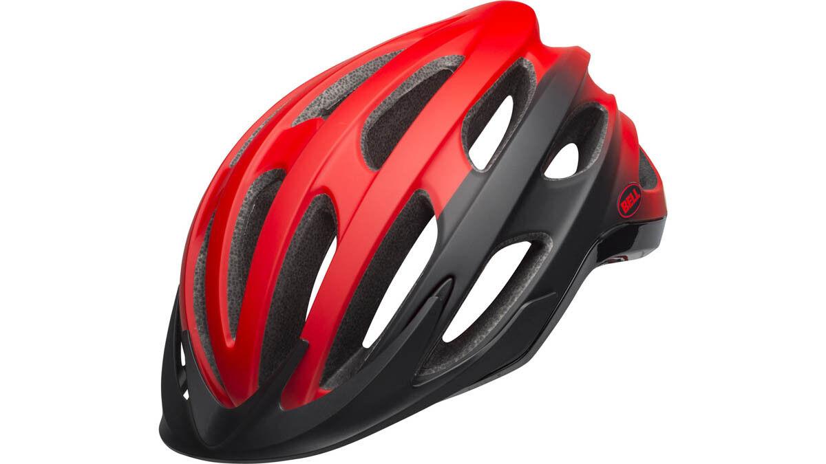 Bell Drifter XC MTB Fahrrad Helm red black 2019
