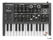 Arturia Microbrute Analog Synthesizer MIDI Synth Keyboard Micro Brute 25 Key
