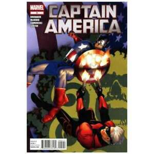 Captain-America-2011-series-5-in-Near-Mint-condition-Marvel-comics-1l