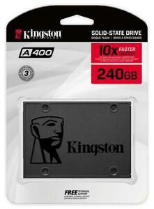 New - KINGSTON SSD HARD DRIVES -- Speed up your Computer -- These drives are 10X Faster than old magnetic hard drives London Ontario Preview