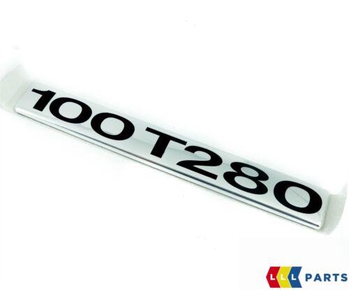 NEUF origine FORD TRANSIT 2006-2014 porte avant 100 T280 inscription badge emblème