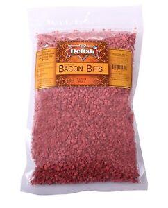 Imitation Bacon Bits by Its Delish, 5 lbs bulk