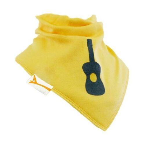 Funky Jirafa Amarillo y Gris Guitarra Babero ** compre 4 lleve 1 Gratis ** 5 por £ 11.96
