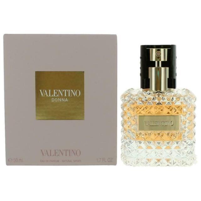 Valentino Donna por Valentino, 50ml Edp Spray para Mujer, Nuevo en Abierta Caja