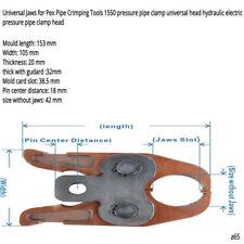 Universal Jaws For Pex Pipe Crimping Tools Pipe Clamping Tools Plumbing