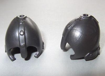 17697 Casco gris 2u playmobil,medieval,knight,cavaliere,cavaleiro