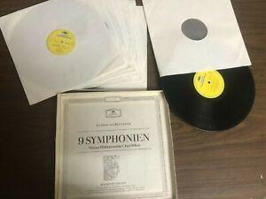 8-DG-Deutsche-Grammophon-Box-Set-Wiener-Bohm-Classical-NM-Records-LOT-Symphony