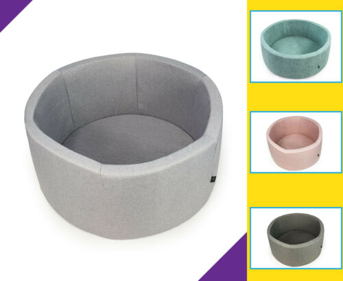 BBPKO-1 Tweepsy Baby Round Foam Ball Pit