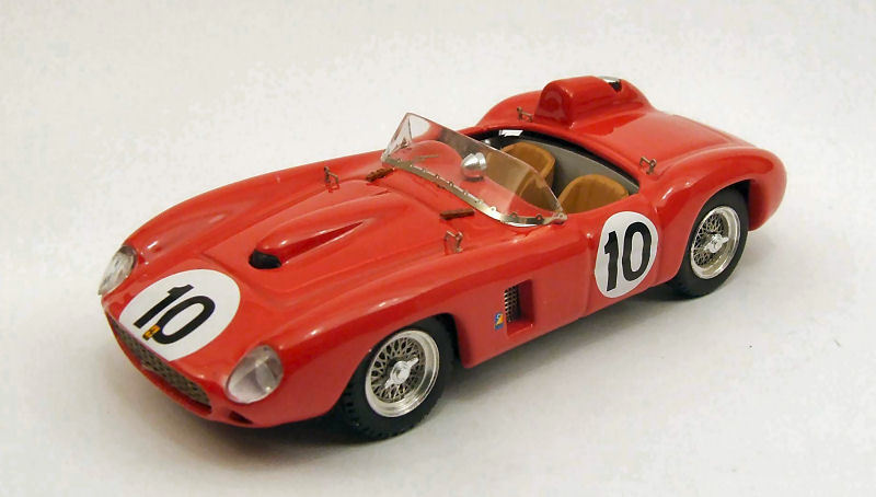 Ferrari 290 MM V.I.R. 1957 1 43 Model 0220 ART-MODEL