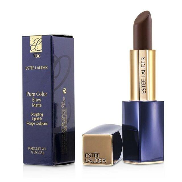 NEW Estee Lauder Pure Color Envy Matte Sculpting Lipstick (# 130 Desirous)