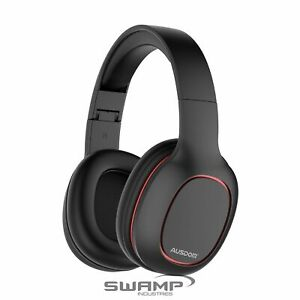 Ausdom-M09-Bluetooth-Foldable-Over-Ear-Wired-Wireless-Headphones-Black