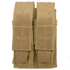 M9 2x mag Pouch Flat 9mm Khaki Eagle Industries MJK FSBE MARSOC