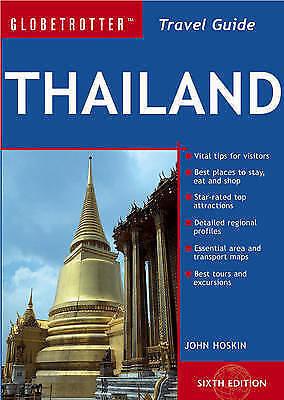 """""""AS NEW"""" Thailand (Globetrotter Travel Pack), Hoskin, John, Book"""