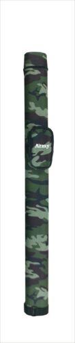 Queue-Koffer 1 Unterteil Weitere Sportarten Billard Köcher Koffer Tasche Army 1 Oberteil