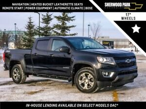 2016 Chevrolet Colorado Z71 V6