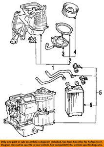 toyota oem 84 88 pickup hvac heater core 8710732040 ebay rh ebay com 1988 Toyota 22RE Engine Diagram 1990 Toyota Pickup 22RE Engine Wiring Diagram