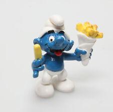 Figurine plastique Schtroumpfs Les 1982 Schleich Schtroumpf maladroit