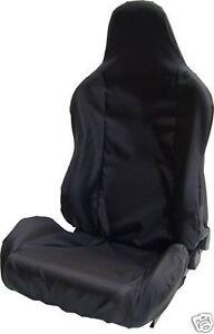 protecteur recaro housse de si ge renault clio de sport 192 197 rs ebay. Black Bedroom Furniture Sets. Home Design Ideas