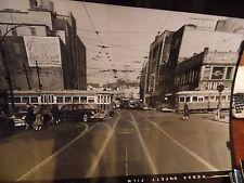 1949 SMITH/Livingston Brooklyn Trolley Subway NYC New York City Photo