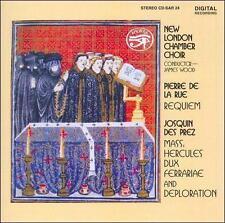 Josquin Des Prez / Pierre De La Rue, New Music