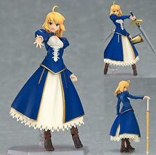 Anime Figma EX-025 Saber Dress Version Fate/Stay Night PVC Action Figure