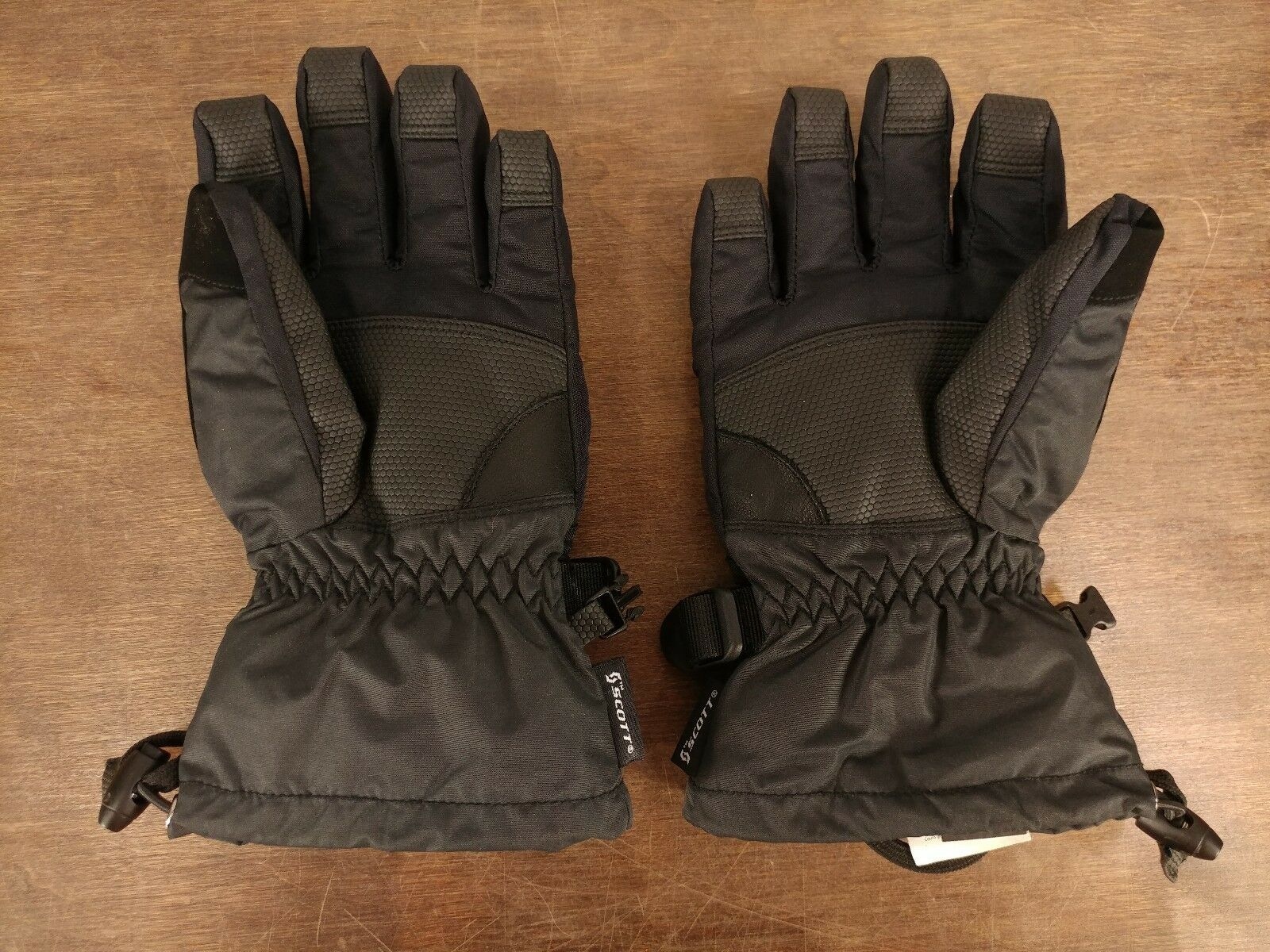 Scott Scott Scott Sports Winter Groomer Gloves - Medium 38146d