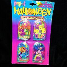 Vintage Lisa Frank Halloween Party Favors Pinball Games NIP