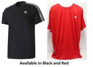 Adidas Men's CLIMLITE Three-Stripes Active Tee