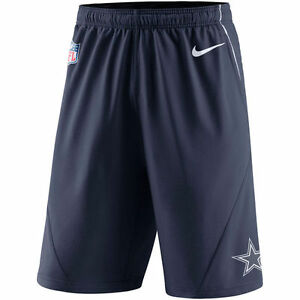 1e2e824b Details about Dallas Cowboys Nike Fly 5.0 Performance Shorts - Navy (SMALL  thru 3X)