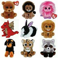 Ty Original Beanie Babies ❤️ 6 Baby Babies Plush Over 60 Different--u Choose