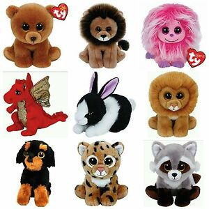 """Ty Original Beanie Babies ❤️ 6"""" Baby Babies Plush Toy Great Gift! Free Shipping!"""