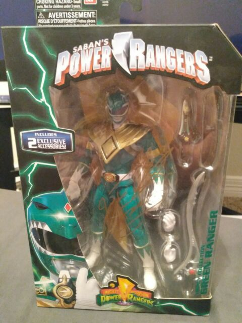 Power Rangers Legacy Mighty Morphine 6.5 in. Action Figure