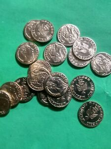 1865 MEXICAN GOLD TOKEN COIN MAXIMILIAN MEXICANO