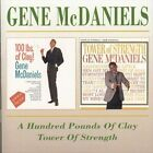 A Hundred Pounds of Clay/Tower of Strength by Gene McDaniels (CD, Dec-1998, Beat Goes On)