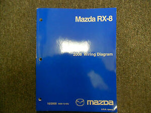 2006 mazda rx 8 rx8 electrical wiring diagram troubleshooting manualimage is loading 2006 mazda rx 8 rx8 electrical wiring diagram