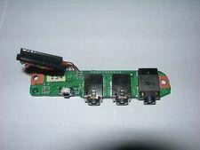 Carte avec prise casque / Micro HP Pavillon DV9000