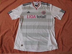 Adidas FC BAYERN MÜNCHEN TRIKOT AWAY 2010/2012 Gr.XXL 2XL UVP 74,95 NEU - Deutschland - Adidas FC BAYERN MÜNCHEN TRIKOT AWAY 2010/2012 Gr.XXL 2XL UVP 74,95 NEU - Deutschland