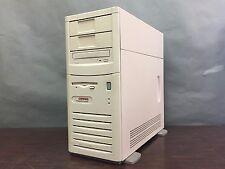 Vintage Compaq Presario 9548 Gaming Computer 100mhz 8mb 4 ISA 2 PCI NO HDD