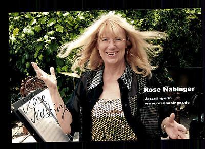 Preiswert Kaufen Rose Nabinger Foto Original Signiert ## Bc 68644 Erfrischung National Sammeln & Seltenes