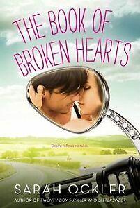 The-Book-of-Broken-Hearts-von-Ockler-Sarah-Buch-Zustand-gut