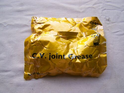 VW CV joint grease