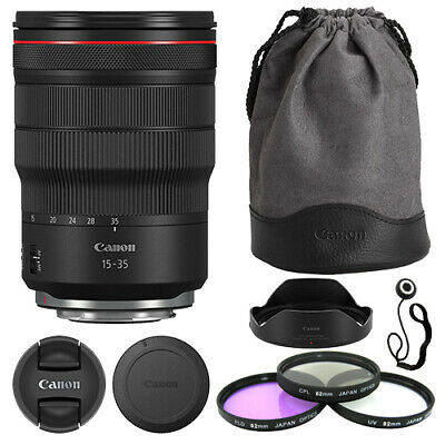Ultraviolet UV Multi-Coated HD Glass Protection Filter for Canon EF 17-35mm f//2.8L USM Lens