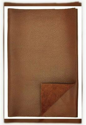 Cow Skins Various Colors /& Sizes REED Leather HIDES 12 X 24 Inches 2 Square Foot, Antique Brown